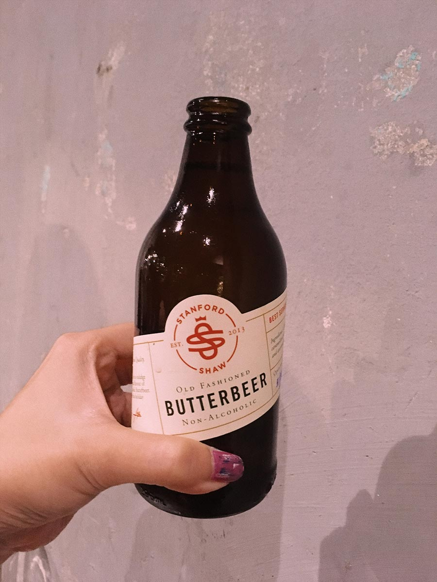 Standford Shaw Butterbeer