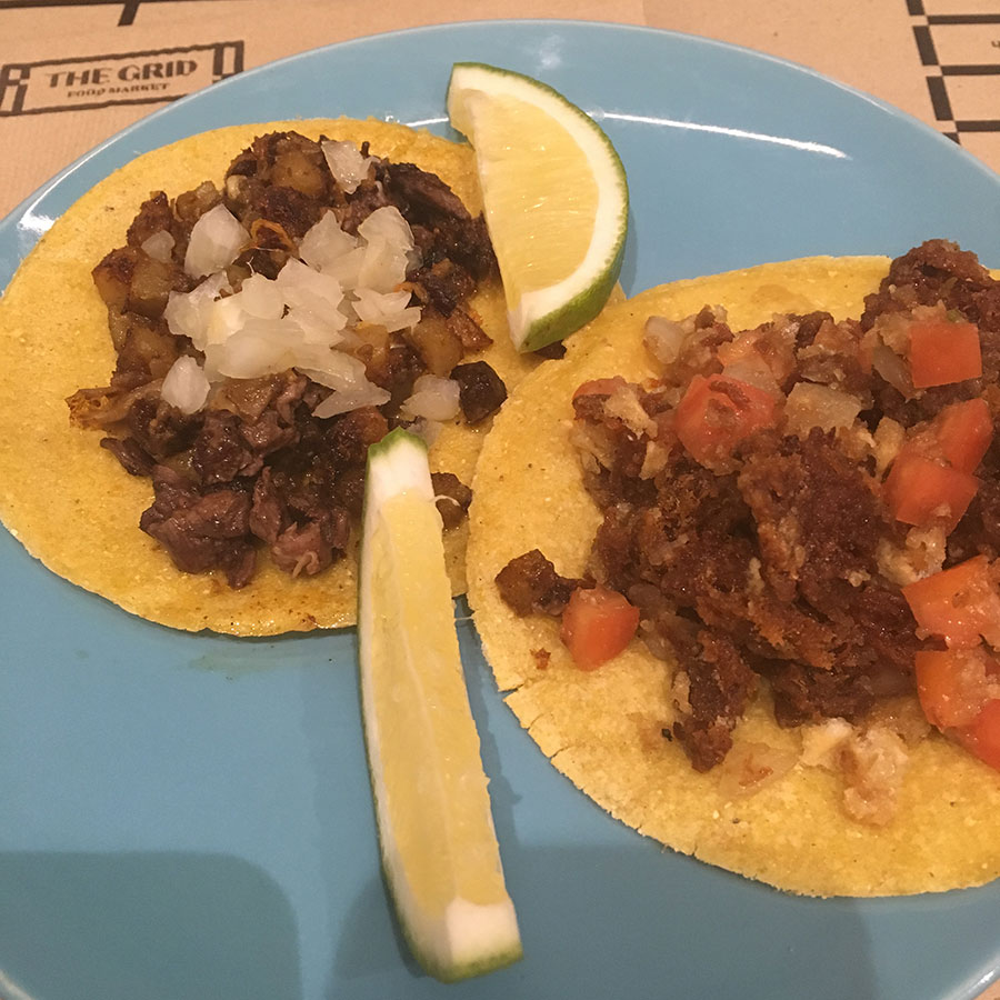 La Chinesca Tacos