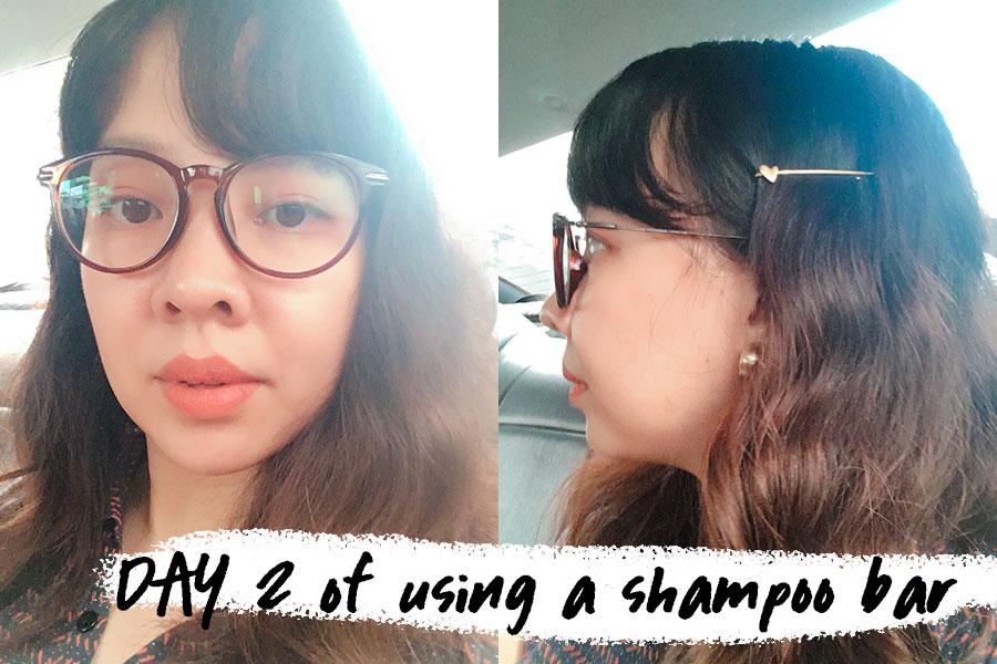 Macy Alcaraz shampoo bar