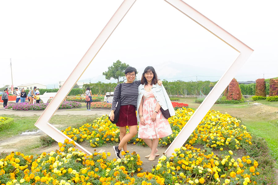 Zhongshe Flower Farm