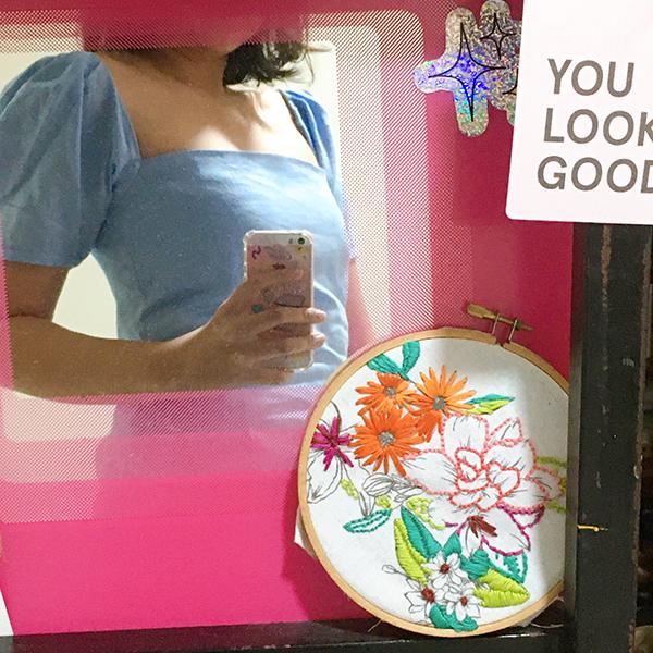 macy alcaraz mirror