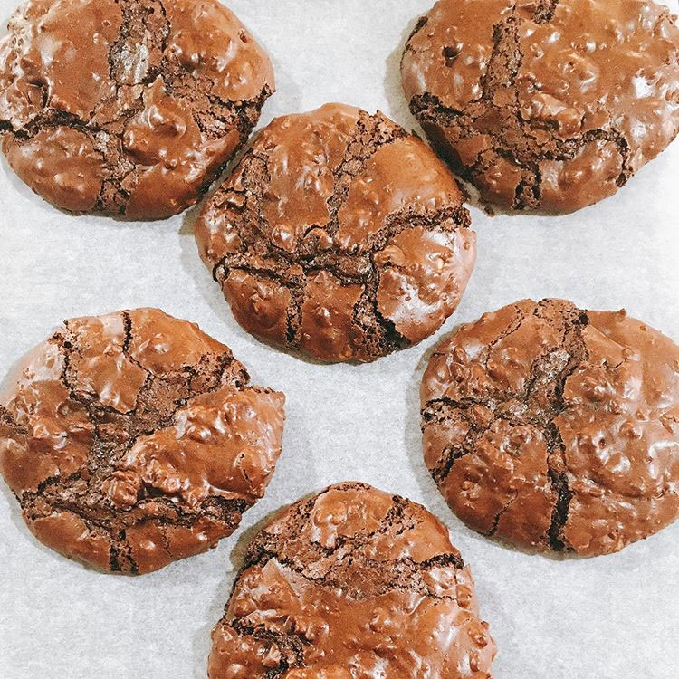 Macy's Fields Brownie Cookies