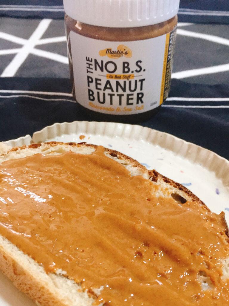 No BS Peanut Butter