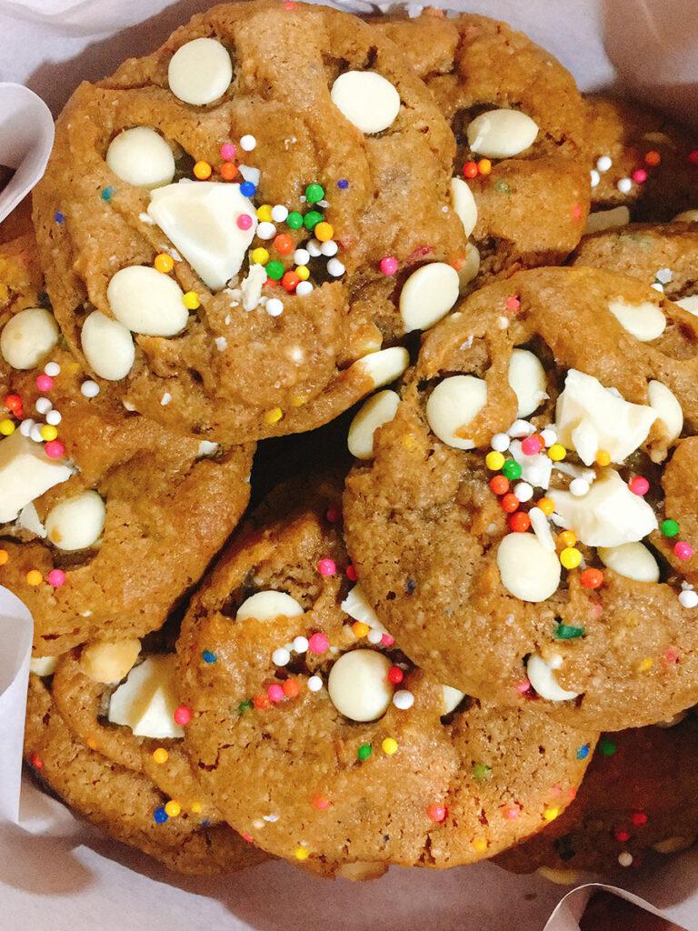 Birthday million cookies